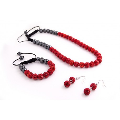 SET Shamballa Red