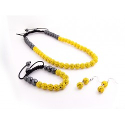 SET Shamballa Yellow