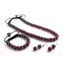 SET Shamballa Purple